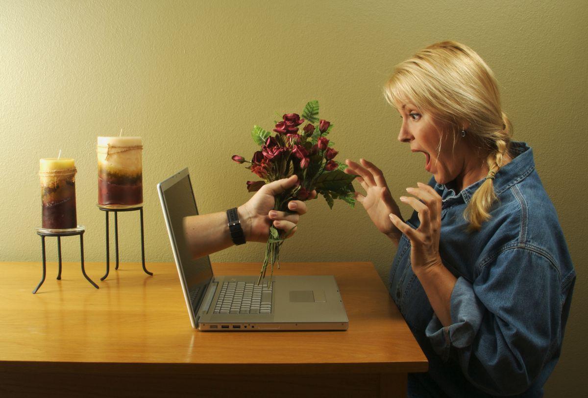 В интернете завести знакомство как