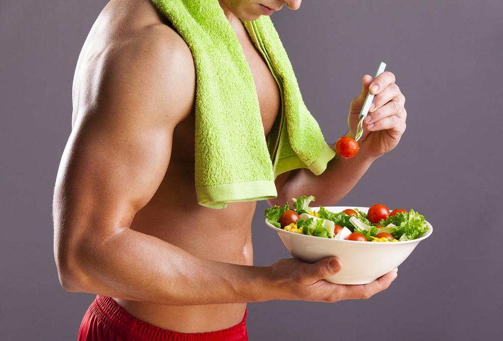 Правильное похудение для мужчины